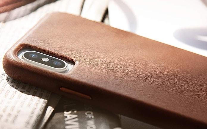 best leather cases for iphone xs max