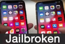 iphone xs max jailbreak
