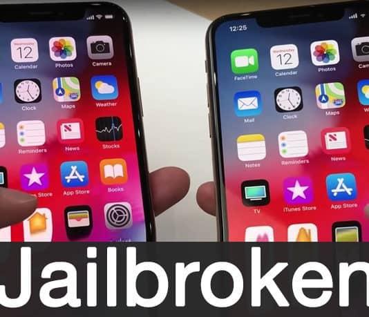 iphone xs max jailbreak