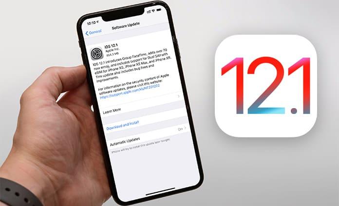 download ios 12.1 ipsw