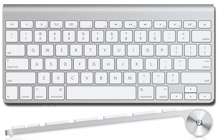 wireless keyboard apple tv