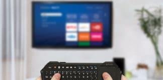 apple tv bluetooth keyboards
