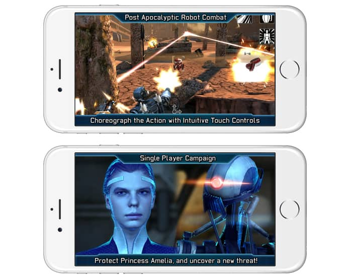 offline shooting games for android