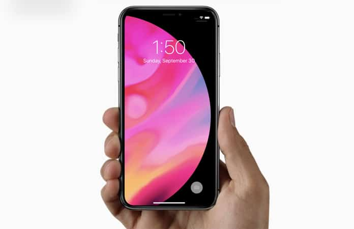 customize the notch on iphone x