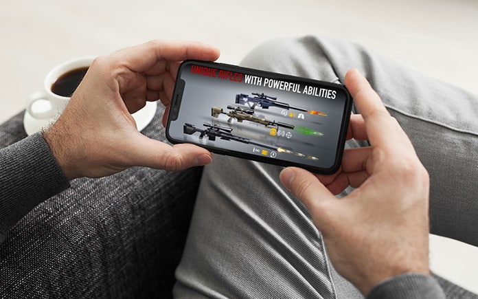 7 Best Offline Shooting Games For Iphone Ipad And Android Owners