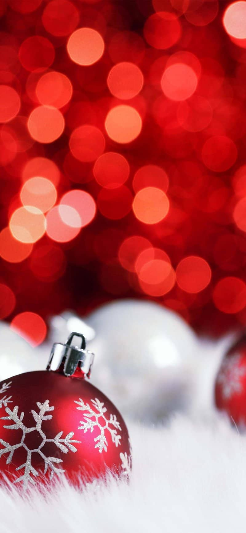 iphone xs max christmas wallpaper