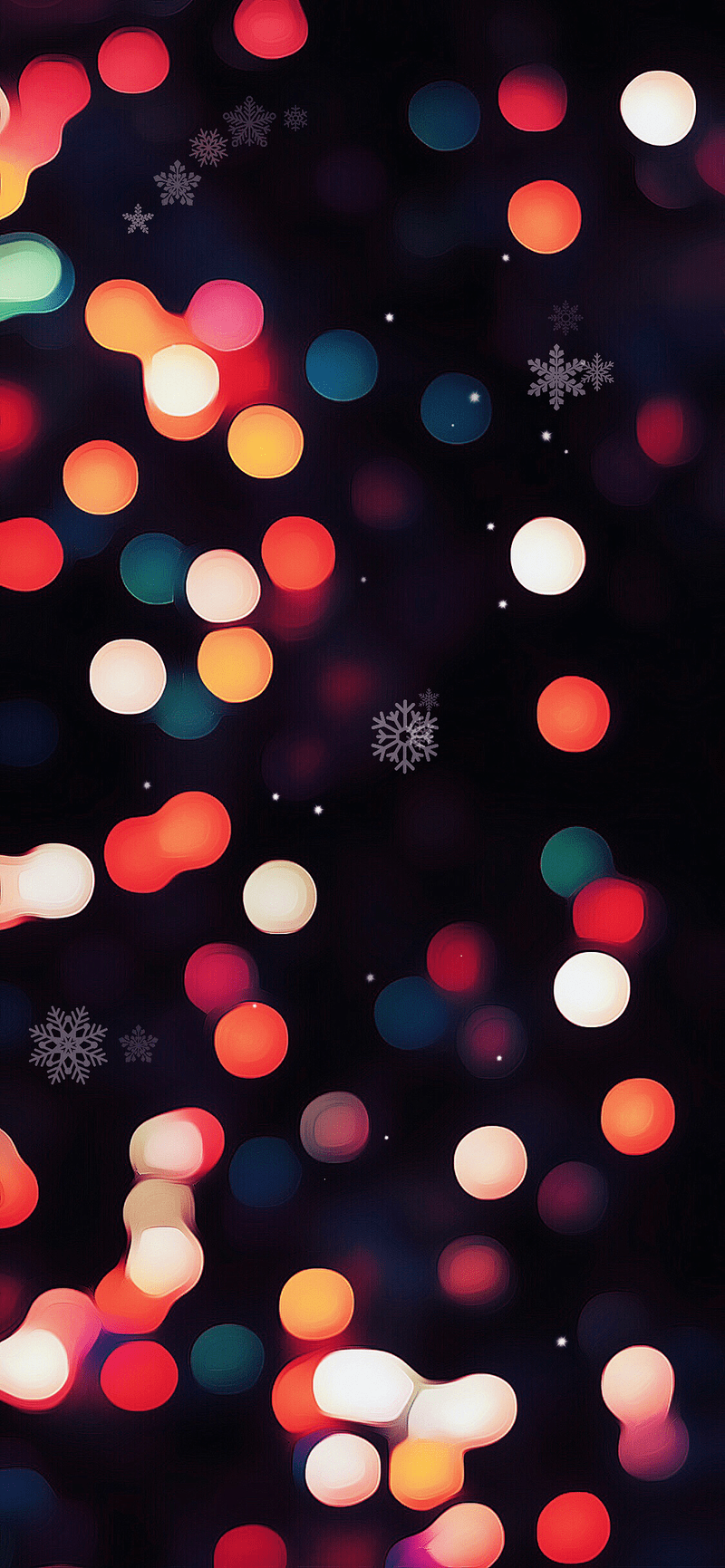 iphone x christmas wallpapers