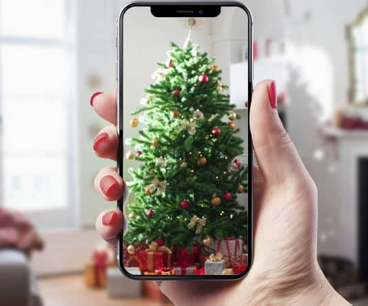 christmas wallpapers for iphone