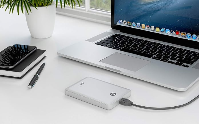 external hdd for mac