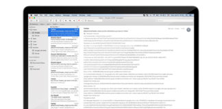 view email headers in mail on mac