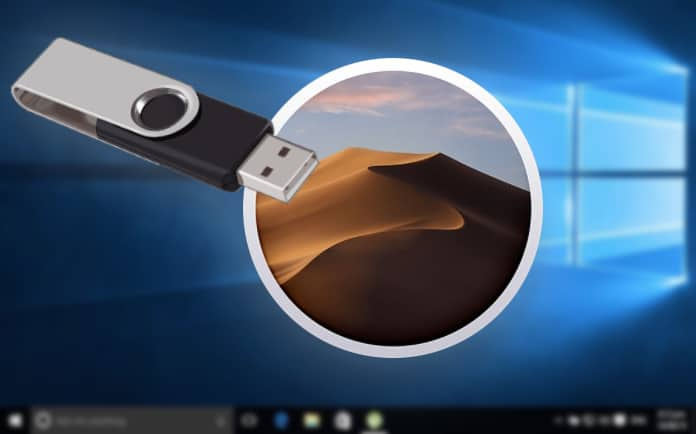 Create macOS Bootable USB on Windows
