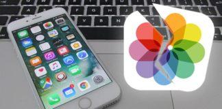 photos app crashing on iphone