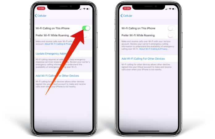 ios 12.1.2 cellular update failed