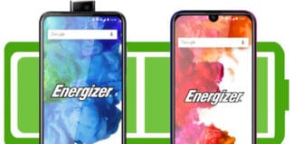 energizer phone with 18000mah battery