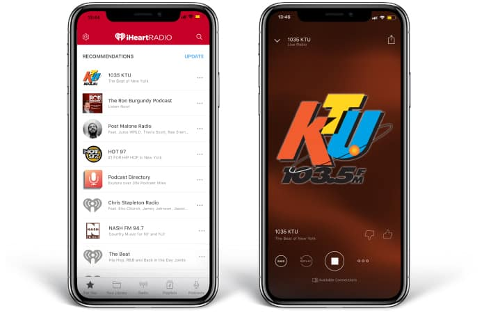 fm radio apps for iphone