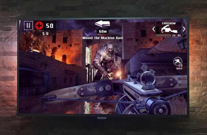 android tv games
