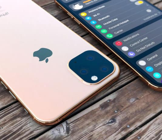 iphone 11 design
