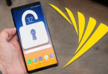 unlock sprint samsung galaxy note 9