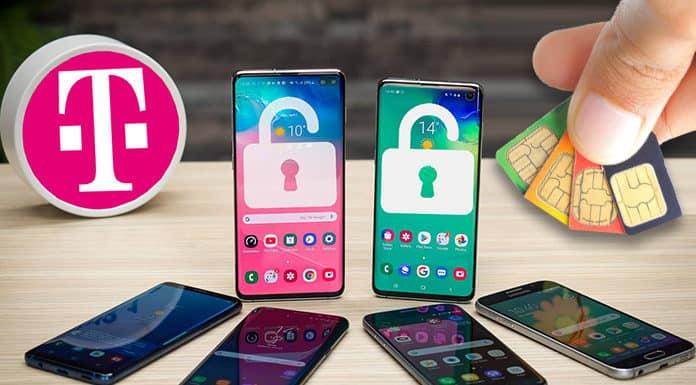 unlock t-mobile galaxy s10