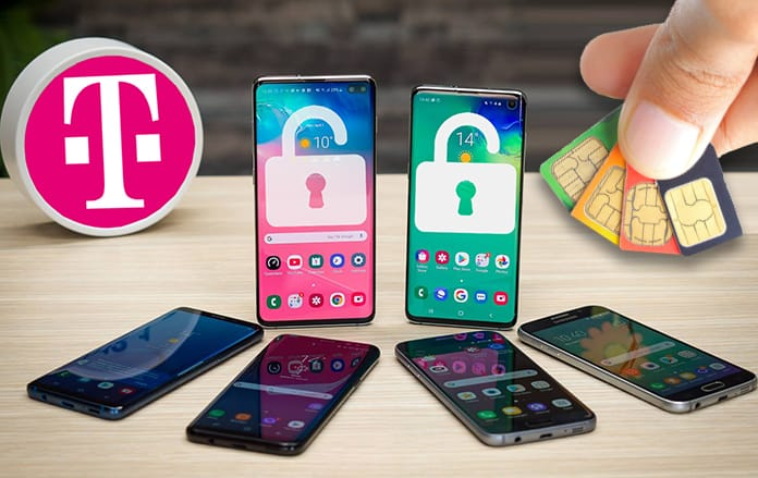 unlock t-mobile galaxy s10