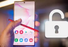 unlock samsung galaxy note 10