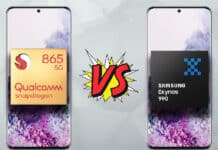 galaxy S20 snapdragon vs exynos