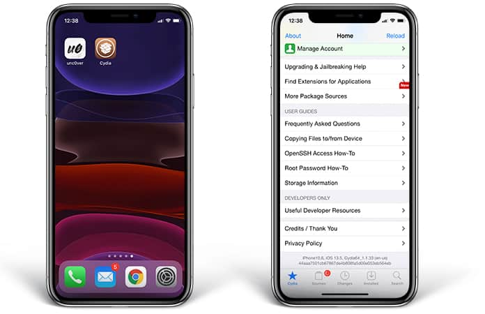 install cydia on ios 13.5