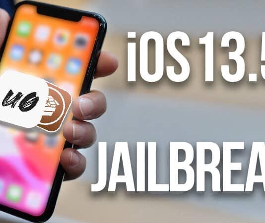 jailbreak ios 13.5