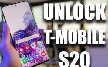unlock tmobile s20 ultra 5g