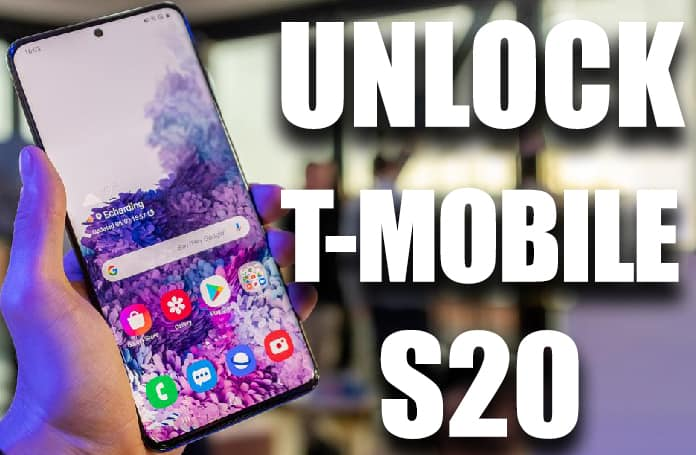 unlock t-mobile s20 ultra 5g