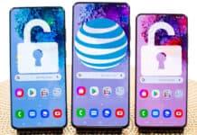 unlock AT&T Galaxy S20 FE 5G