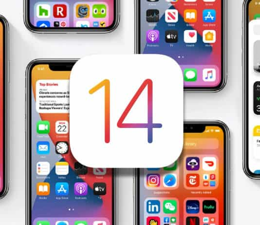 install ios 14 official