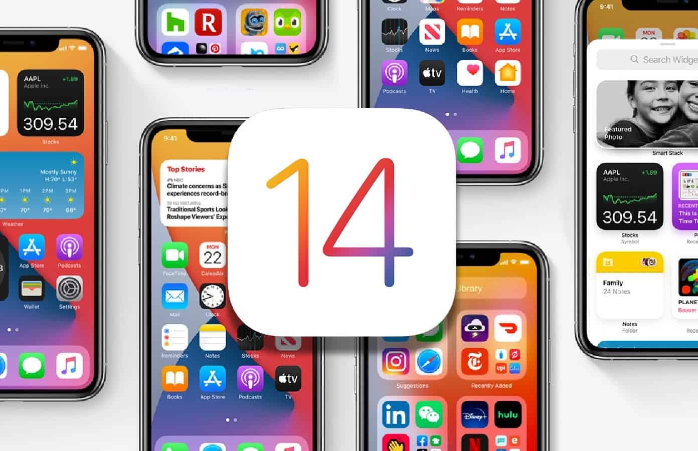 install ios 14 officially