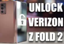 unlock verizon galaxy z fold 2