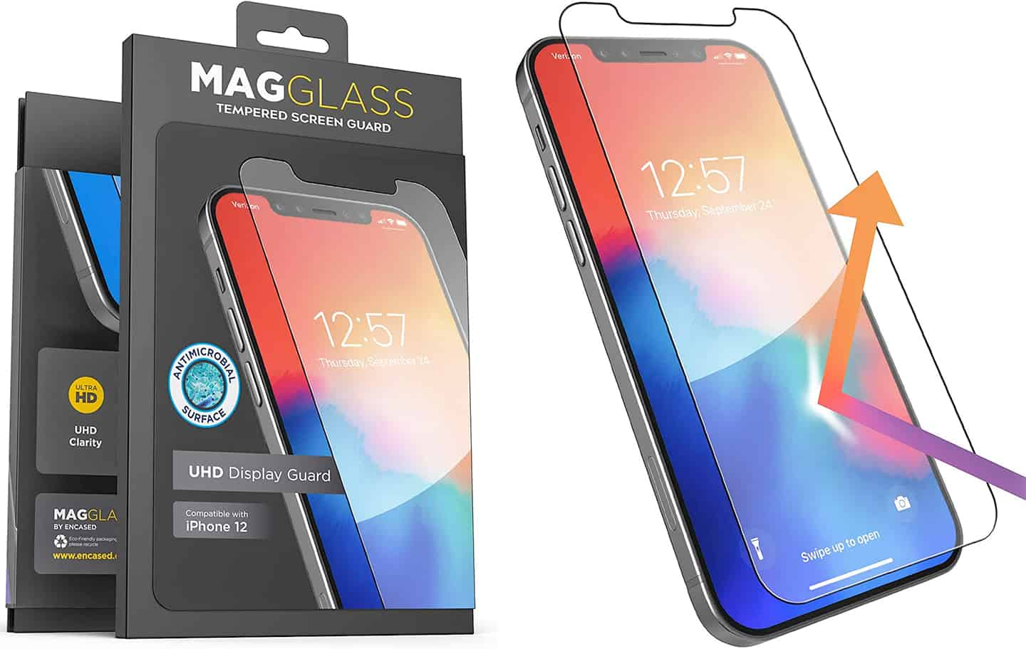 glass protector for iphone 12 pro