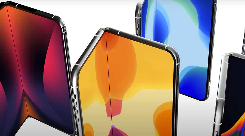foldable iphone 2022