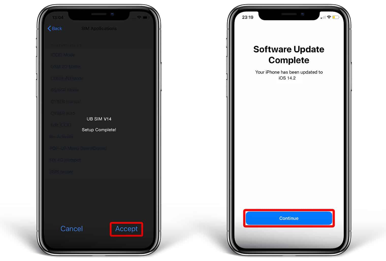 unlock straight talk iphone 11