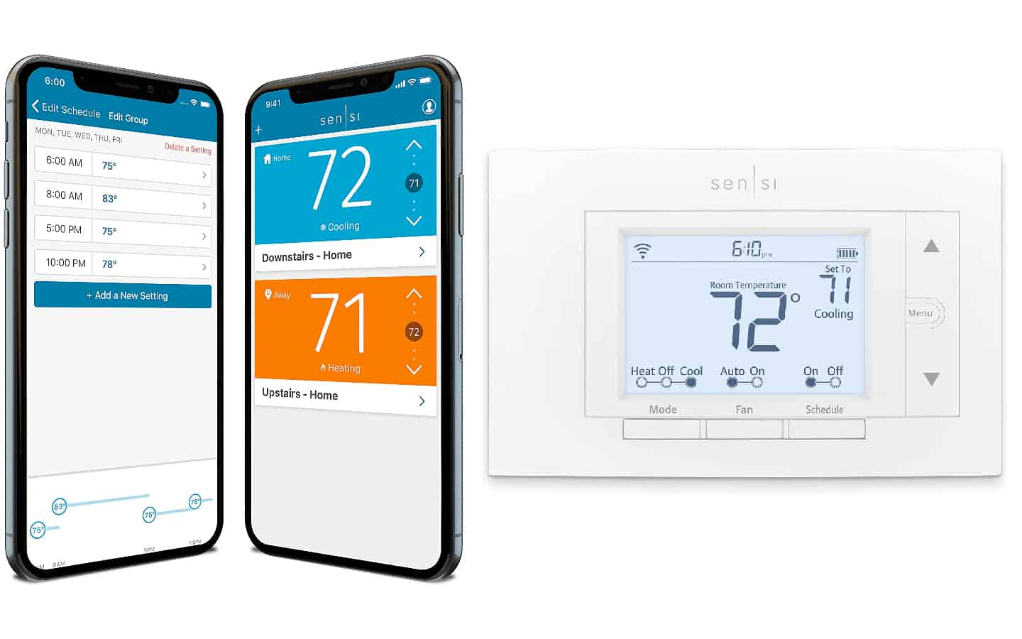 cheap smart thermostat