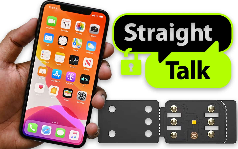 unlock straight talk iphone
