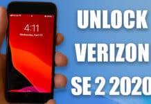 unlock verizon iphone se 2