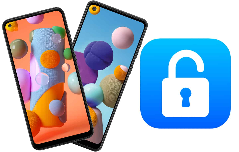 unlock t-mobile a21