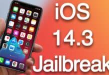 jailbreak ios 14.3