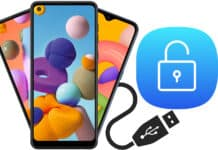 unlock metro pcs galaxy a21