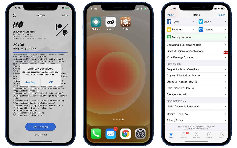 jailbreak iphone 12 pro max