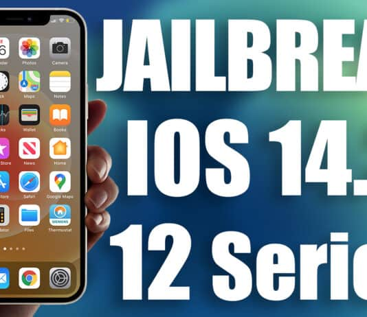 jailbreak iphone 12 ios 14.3