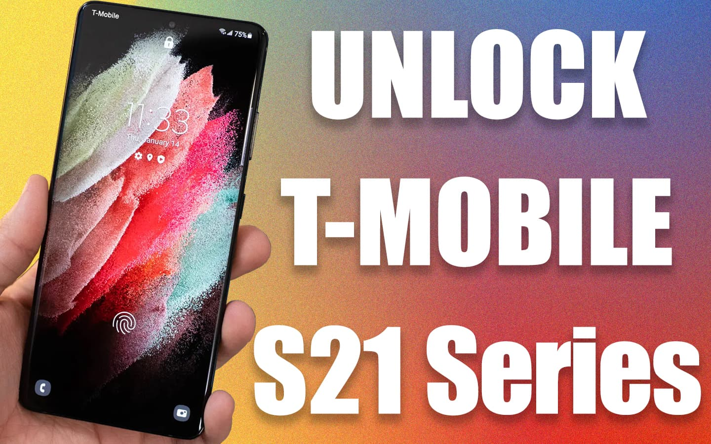 unlock t-mobile s21 ultra 5g