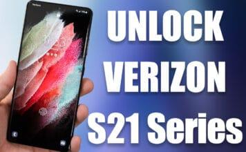 unlock verizon s21 ultra 5g
