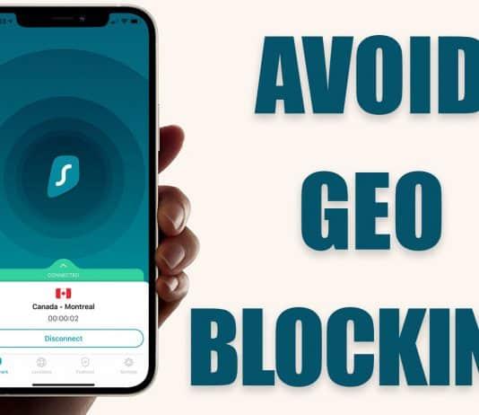 how to avoid geoblocking