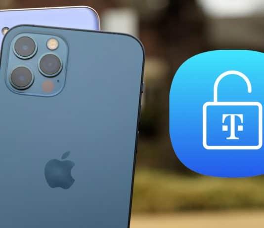 unlock t-mobile phone