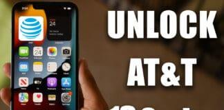unlock at&t iphone 13